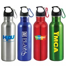 AG742 - 25 Oz Stainless Steel Bottle