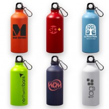 AG767 - 20 oz Matte Aluminum Sports Bottle