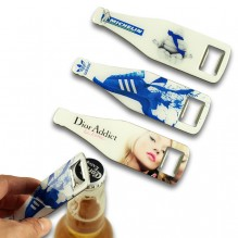 AG777 - Stainless Steel Bottle Shaped Opener