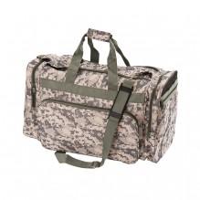 AJ212 - Camouflage Deluxe Duffel Bag