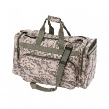 AJ212 - Camouflage Deluxe Duffel Bag