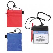 AJ229 - Non-Woven Neck Wallet