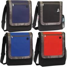 AJ276 - Vertical Messenger Bag