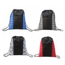 AJ280 - Designer Drawstring Backpack