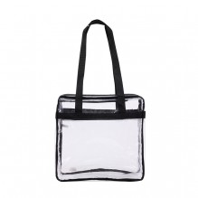 AJ293 - Transparent Stadium Tote Bag