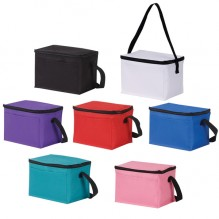 AJ318 - Insulated 6-Can Cooler Bag