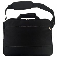 AJ328 - Padded Minimalist Laptop Briefcase