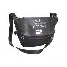 AJ347 - Fold Over Tablet Messenger Bag