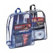 AJ614 - Clear PVC Backpack