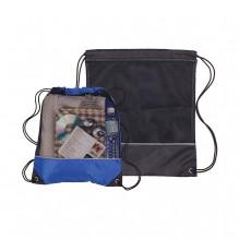 AJ628 - Nylon Mesh Drawstring Bag
