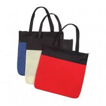 AJ649 - Non-Woven Accented Tote Bag