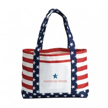 AJ676 - Stars and Stripes Tote Bag