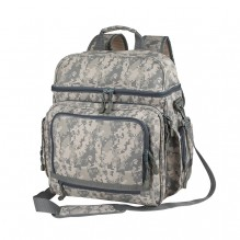 AJ682 - Camouflage Laptop Backpack