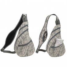 AJ692 - Camouflage Shoulder Bag