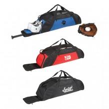 AJ696 - Baseball Duffel Bag