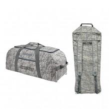 AJ697 - Camouflage Duffel Backpack