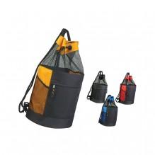 AJ751 - Drawstring Mesh Backpack