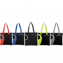 AJ796 - Zippered Tote Bag