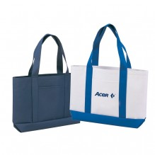 AJ854 - Polyester Shopping Tote
