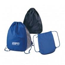 AJ885 - Expandable Drawstring Backpack