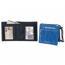 AJ959 - Bi-Fold Neck Wallet