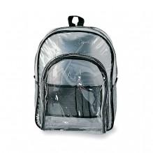 AJ987 - Transparent Backpack