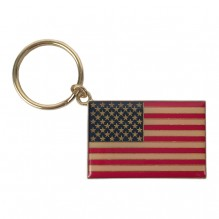 AK105 - US Flag Key Chain