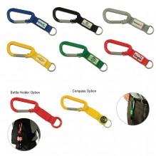 AK160 - Plastic Carabiner Strap Key Ring