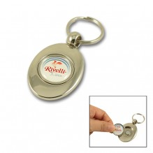 AK162 - Golf Ball Marker Key Ring