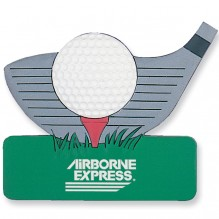 AP601 - Golf 3D Flexi Pals Magnets