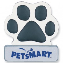 AP605 - Paw Print 3D Flexi Pals Magnets