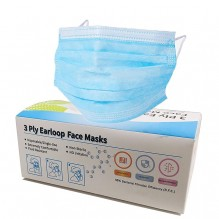 AP935 - 3-Ply Disposable Face Mask (Ready to Ship Locally)