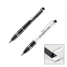 AS466 - Elegant Dual Function Aluminum Pen