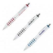 AS494 - Dot Gripped Pen