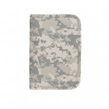AS844 - Camouflage Jr-Sized Padfolio