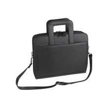 AS847 - Deluxe Padfolio with Shoulder Strap
