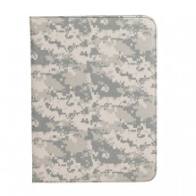 AS855 - Camouflage Padfolio