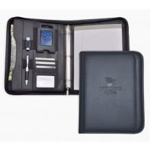 AS866 - Zippered Pad Folio