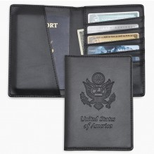 AS873 - Minimalist Passport Holder