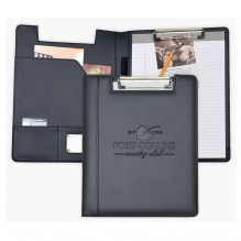 AS884 - Letter Size Pad Folio w/ Clipboard